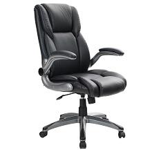 Sophia & William Ergonomic PU Leather Home Office Desk Chair High Back