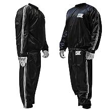 Silver Sauna Suit