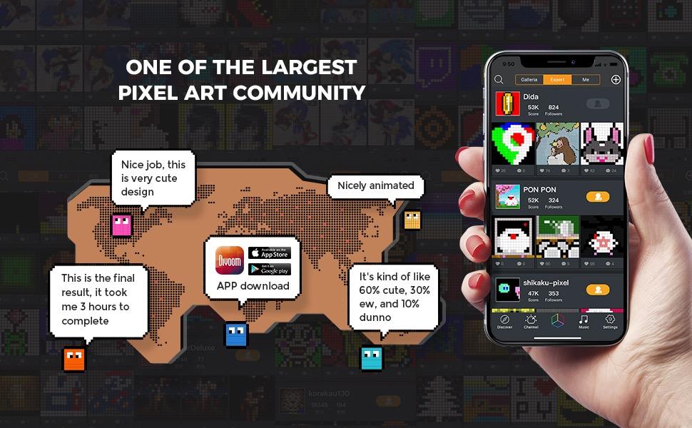 Pixel Art Community
