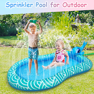 inflatable water toys for 3 year old girls kids toys for 2 year old boys gifts baby pool toys