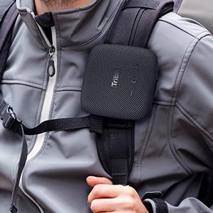 StormBox Micro Bluetooth Speaker IP67 Waterproof Dustproof Portable Outdoor Bike Speakers