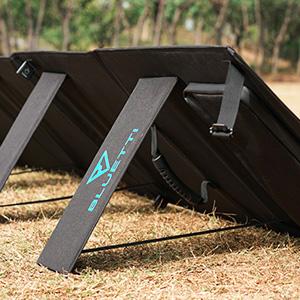 bluetti 120w solar panel charger