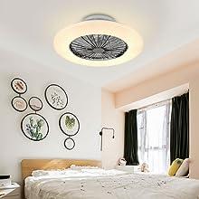 invisible fan light