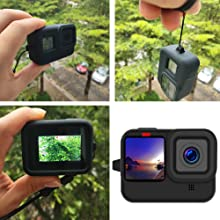 Silicone Case for Gopro Hero9