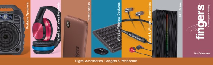 FINGERS Category Products