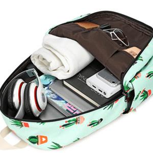 girls backpack set