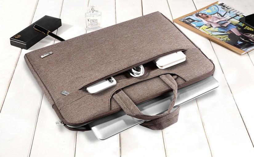 Laptop shoulder bag case