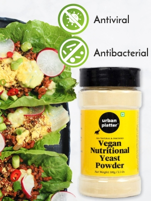 B07NJP7XXC- Urban Platter Nutritional Yeast Extract Powder Shaker Jar