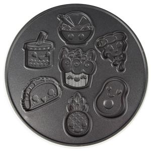 kawaii fun wafflewow waffler iron waffle maker kids cute gift