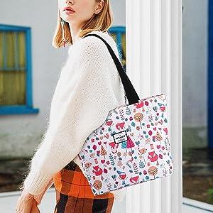 fashion tote bag for travel