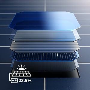 PowerCore Solar 1000