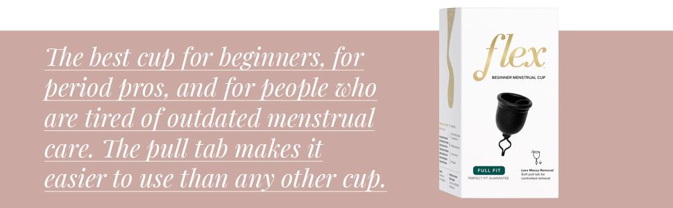 flex, flex fits, the flex company, flex cup, flex menstrual cup