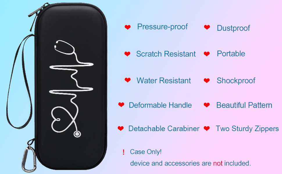 stethoscope carry case