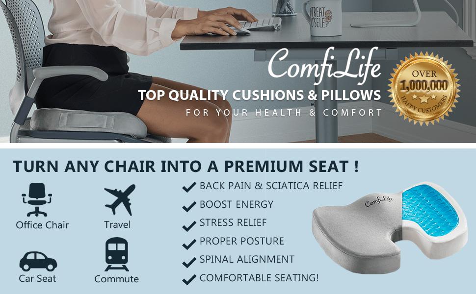ComfiLife Seat Cushion