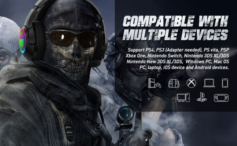 gaming headset,ps4 headset