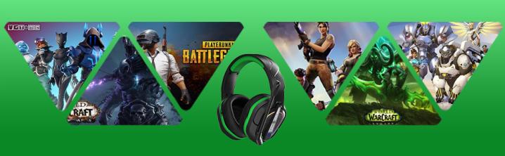 headphones auriculares gamer cascos para ps4