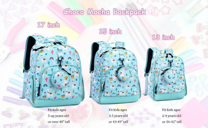 Choco Mocha Llama Backpack's Episode