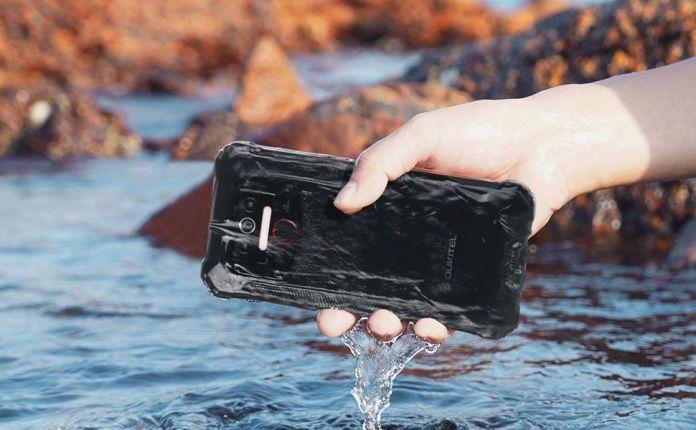 Waterproof, dustproof, drop-proof and shockproof