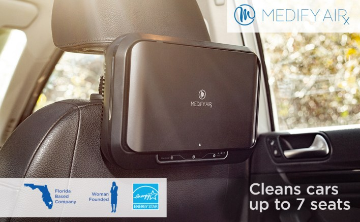 MACAR car air purifier