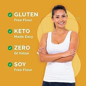 Keto Flour, Keto Diet