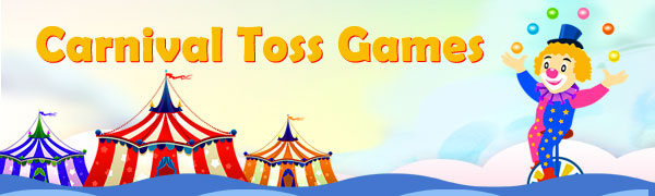 carnival toss games