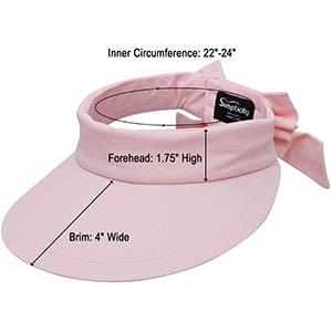 visor for women