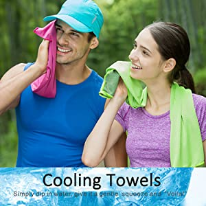 cooling towels