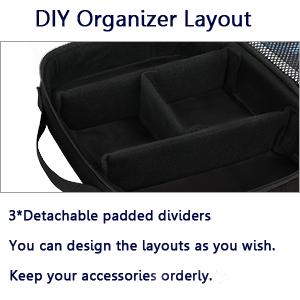 electronic organizer bag