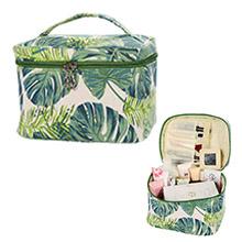 Rectangular cosmetic bag