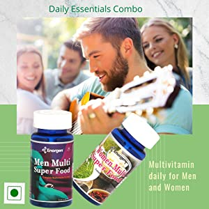 multivitamins and minerals,