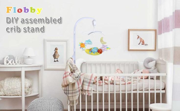 Baby Crib Mobile Arm Bracelet doll