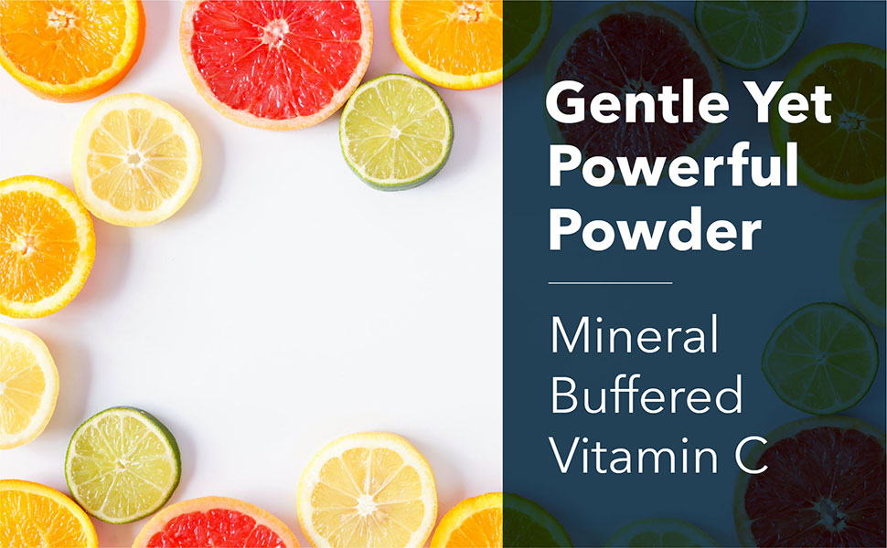 High potency with alkalizing minerals