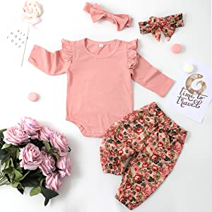 baby girl clothes set for 0-3 months