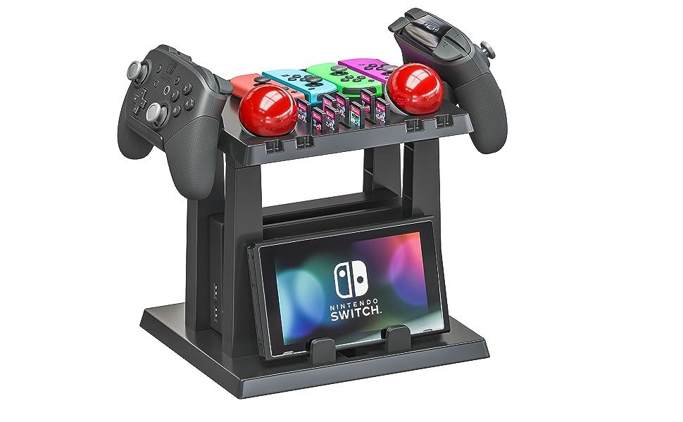 nintendo switch storage
