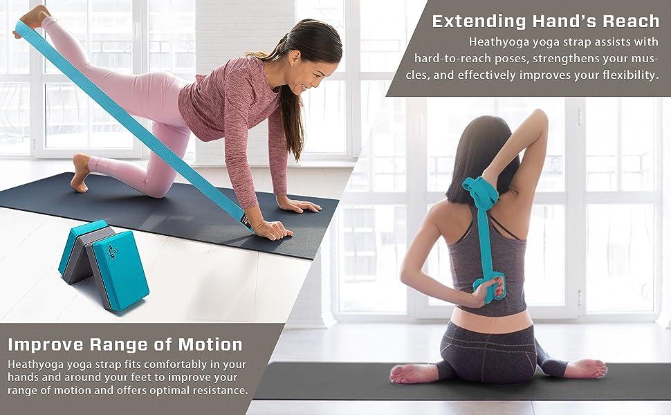 Yoga Block Set