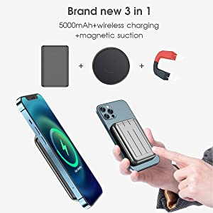 mag safe wireless power bank 1