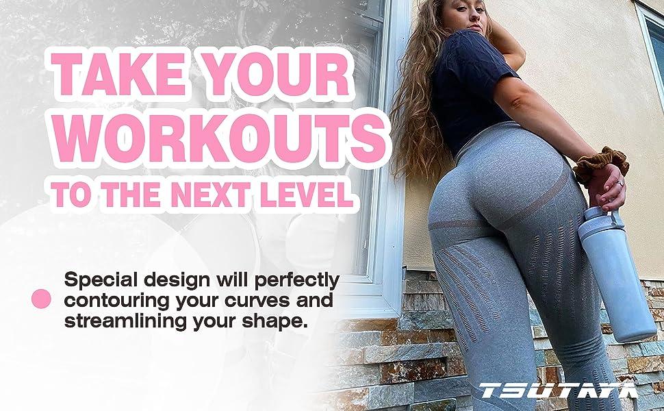 gymshark yoga leggings