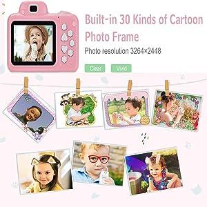 Cámara Digital para Niños