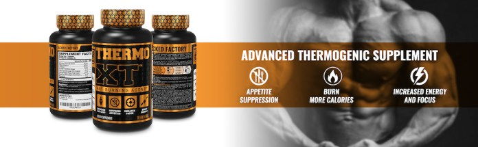Thermo-XT - Advanced Thermogenic Supplement