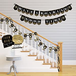 Roaring 20's Decoration Bundle Ideas
