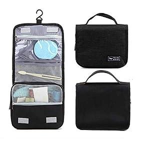 Hanging Toiletry Bag Cosmetic Waterproof Travel Bag Makeup Portable