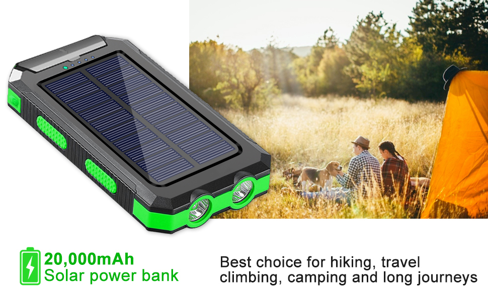 outdoor power bank