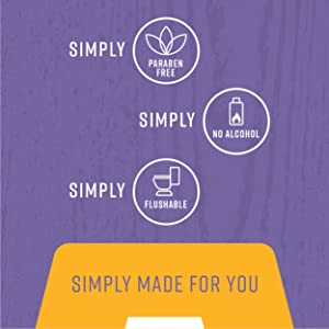 Simply made for you.