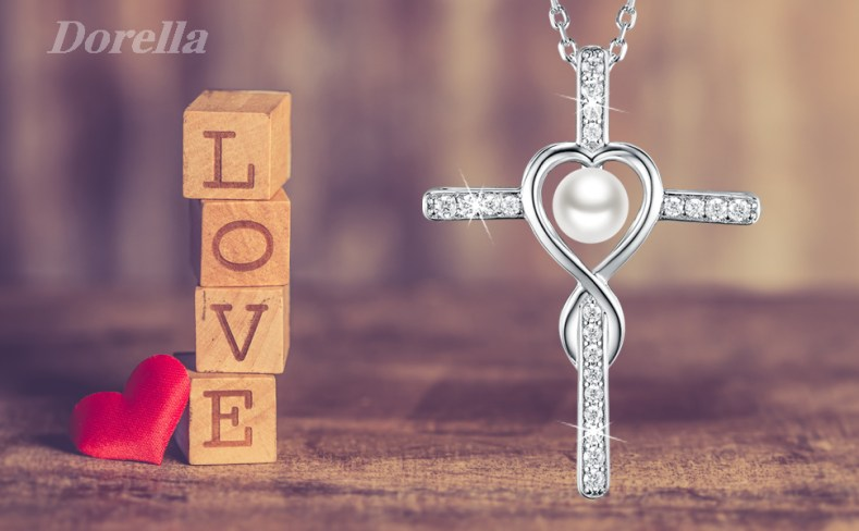 Birthstone Fine Jewelry Necklace Valentine's Day Birthday Gift