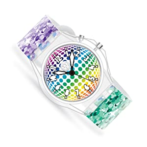 sassy sequins black ops GLOW LED light light-up watch watchitude