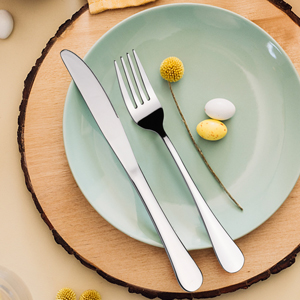 spoons and forks set stainless steel