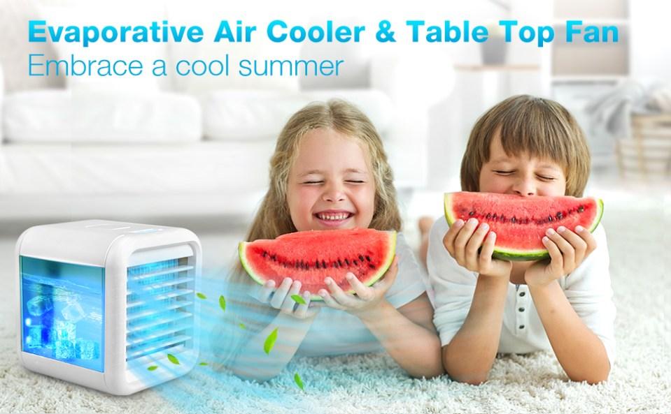 personal air conditioner portable air conditioner evaporative air cooler