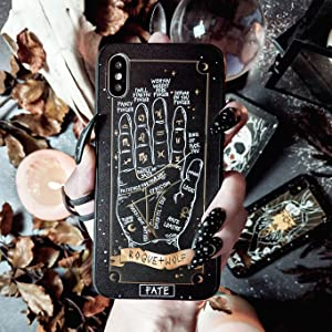 Fate Tarot Card, wicca, wiccan supplies, witchy, witch, goth, gothic, iphone, samsung, phone case
