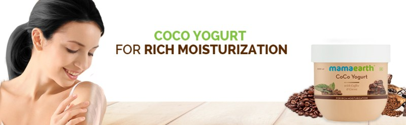 bd2576f3 879d 4df7 97b8 8b8284dc93eb.  CR0,0,970,300 PT0 SX970 V1    - Mamaearth CoCo Yogurt, lotion for woman, with Coffee and Cocoa for Rich Moisturization - 200 ml