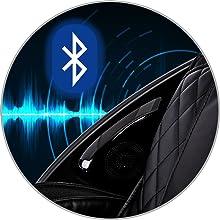 Built in Bluetooth Speakers